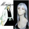 perfect-cool Bleach Jushiro Ukitake Cosplay synthetic Wig