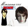 perfect-cool Bleach Sousuke Aizen Cosplay Wig Cosplay synthetic Wig