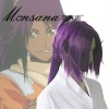 perfect-cool Bleach Yoruichi Shihouin Cosplay synthetic Wig