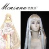 perfect-cool Chobits Chii Cosplay synthetic Wig