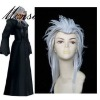 perfect-cool Kingdom Hearts Organization XIII Xemnas Cosplay synthetic Wig