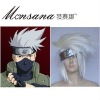 perfect-cool Naruto Hatake Kakashi Cosplay synthetic Wig