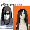 perfect-cool Naruto Orochimaru Cosplay synthetic Wig