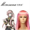 perfect-coolVocaloid Luka Cosplay synthetic Wig