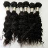 peru hair 100%peruvian loose curl virign hair weft