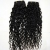 peruvian remy hair weft full cuticle natural hair