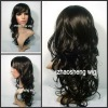popular long hair full lace wig for women accept sample