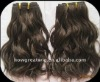 popular natural brown blond color with reasonable price and top quality Peruvian human hair wigs