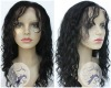 popular100% indian hair full lace wig