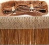 premium quality 100% human indian virgin remy skin weft pu weft hair wholesale