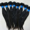 premium virgin brazilian hair weft silky straight wave