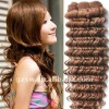 quality deep wave human hair for braiding
