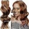 quality french deep wave human hair