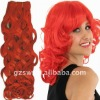 quality red remy hair