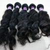 raw malaysian hair weft remy virign hair weave