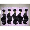remi body wave nature chinese hair wefts