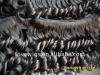 remy hair,machine made,100%human hair,