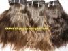 remy hair machine weft