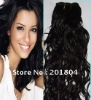 remy human hair weft extensions 18 inch