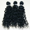 "shiny indian hair,culry hair 12""-26"" for available"