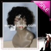 short hair wig,human hair wig,wig color 1