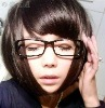 short hair wig/women's hair wig/Liu Qi/Non-mainstream BOB/Natural straight