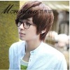 short hot selling full lace human hair wig/men's wig