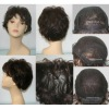 short lace wig for men and women high quality