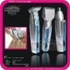 silver electric men shaver trimmer