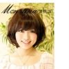 simple lovely fashionable short girl synthetic wig
