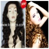 soft and tangle free virgin lace wig