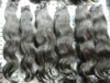 soft natural raw remy indian body wavy hair in stock