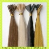 soft silky straight nail tip hair extension