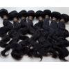 soft touch peruvian human hair weave remy human hair