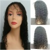 stock curl 16inch 2# indian fashion lace wig