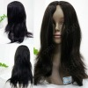 straight lace front wig peruvian hair