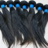 straight weave human hair virgin brazilian hair weaving