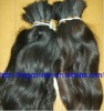 super quality brazilian human hair bulk/braiding