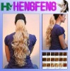 synthetic claw clip ponytail hairpieces