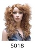 synthetic curl wig,S018 wig