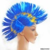 synthetic fan wigs hair