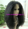 synthetic hair full lace wig accept paypal