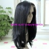 synthetic hair lace front wig