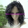 synthetic hair lace front wig accept paypal