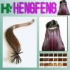 synthetic hair u tip i tip straight in stock