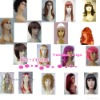 synthetic hairpieces, fashion synthetic wigs