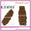 tangle free indian hair weaving 100g/pcs