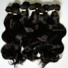 tight weft body wave human hair weft remy cuticle hair weft