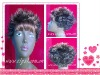 top quality fashionable africa american wig for spring YSL11--2020