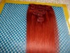 top quality human remy hair extensions clip in hair